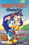 Cover Thumbnail for Donald Pocket (1968 series) #119 - Gateliv [2. utgave bc 239 03]