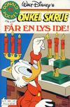 Cover Thumbnail for Donald Pocket (1968 series) #75 - Onkel Skrue får en lys ide! [2. utgave bc-F 330 91]