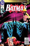 Cover for Batman (DC, 1940 series) #493 [Newsstand]