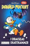 Cover for Donald Pocket (Hjemmet / Egmont, 1968 series) #156 - I Draculas skattkammer [2. utgave bc 277 81]