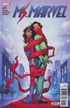 Cover for Ms. Marvel (Marvel, 2016 series) #24