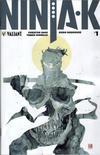 Cover for Ninja-K (Valiant Entertainment, 2017 series) #1 [Cover D - David Mack]