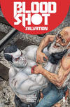 Cover for Bloodshot Salvation (Valiant Entertainment, 2017 series) #3 [Cover A - Kenneth Rocafort]