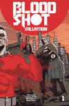 Cover for Bloodshot Salvation (Valiant Entertainment, 2017 series) #3 [Cover D - Greg Smallwood]