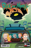 Cover for Rick and Morty (Oni Press, 2015 series) #31 [Cover A - CJ Cannon]