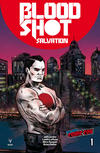 Cover Thumbnail for Bloodshot Salvation (2017 series) #1 [New York Comic Con 2017 - Soo Lee]