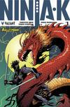 Cover for Ninja-K (Valiant Entertainment, 2017 series) #1 [Bulletproof Comics and Games - Aaron Lopresti]