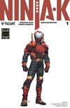Cover for Ninja-K (Valiant Entertainment, 2017 series) #1 [Comics Dungeon - Thomás Giorello]