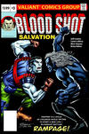 Cover for Bloodshot Salvation (Valiant Entertainment, 2017 series) #3 [Larry's Comics - Bob Layton]