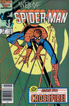 Cover for Web of Spider-Man (Marvel, 1985 series) #14 [Newsstand]