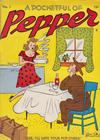 Cover for A Pocketful of Pepper (Hardie-Kelly, 1944 ? series) #1