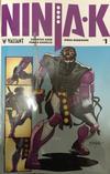 Cover for Ninja-K (Valiant Entertainment, 2017 series) #1 [Bob Layton Variant]