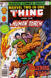 Cover for Marvel Two-in-One (Marvel, 1974 series) #59 [Newsstand]