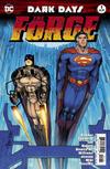 Cover Thumbnail for Dark Days: The Forge (2017 series) #1 [John Romita Jr. / Danny Miki Variant Cover]