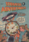 Cover for Strange Adventures (K. G. Murray, 1954 series) #27