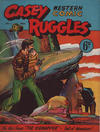 Cover for Casey Ruggles Western Comic (Donald F. Peters, 1951 series) #31