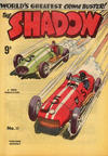 Cover for The Shadow (Frew Publications, 1952 series) #17