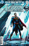 Cover for Action Comics (DC, 2011 series) #992 [Jerry Ordway Variant]