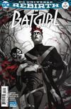 Cover for Batgirl (DC, 2016 series) #17 [Josh Middleton Cover]