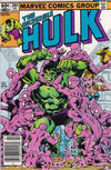 Cover Thumbnail for The Incredible Hulk (1968 series) #280 [Newsstand]