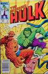 Cover Thumbnail for The Incredible Hulk (1968 series) #293 [Newsstand]