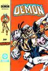 Cover for Démon (Arédit-Artima, 1985 series) #17
