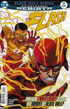 Cover for The Flash (DC, 2016 series) #35 [Neil Googe Cover]