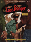Cover for The Lone Ranger (World Distributors, 1953 series) #37