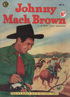 Cover for Johnny Mack Brown (World Distributors, 1954 series) #4