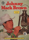 Cover for Johnny Mack Brown (World Distributors, 1954 series) #17