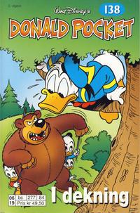 Cover Thumbnail for Donald Pocket (Hjemmet / Egmont, 1968 series) #138 - I dekning [2. utgave bc 277 84]