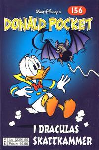 Cover Thumbnail for Donald Pocket (Hjemmet / Egmont, 1968 series) #156 - I Draculas skattkammer [2. utgave bc 239 50]