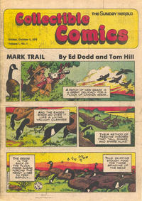 Cover Thumbnail for The Sunday Herald Collectible Comics (Chicago Daily Herald, 1978 series) #v1#1