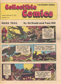 Cover Thumbnail for The Sunday Herald Collectible Comics (Chicago Daily Herald, 1978 series) #v1#7