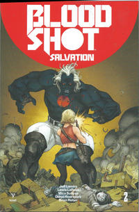 Cover Thumbnail for Bloodshot Salvation (Valiant Entertainment, 2017 series) #2 [Cover A - Kenneth Rocafort]