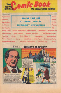 Cover Thumbnail for The News Herald Comic Book the Collectable Comics (Lake County News Herald, 1978 series) #3
