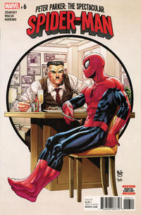 Cover Thumbnail for Peter Parker: The Spectacular Spider-Man (Marvel, 2017 series) #6