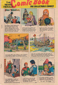 Cover Thumbnail for The News Herald Comic Book the Collectable Comics (Lake County News Herald, 1978 series) #1