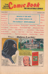 Cover Thumbnail for The News Herald Comic Book the Collectable Comics (Lake County News Herald, 1978 series) #16