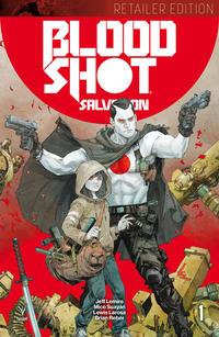 Cover Thumbnail for Bloodshot Salvation (Valiant Entertainment, 2017 series) #1 [San Diego Comic Con - Thomás Giorello]