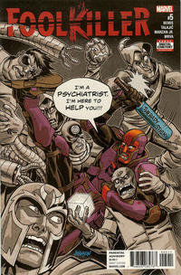 Cover Thumbnail for Foolkiller (Marvel, 2017 series) #5