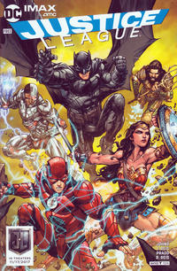 Cover Thumbnail for Justice League AMC/IMAX Special Edition (DC, 2017 series) #1