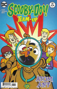 Cover Thumbnail for Scooby-Doo Team-Up (DC, 2014 series) #32