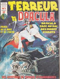 Cover Thumbnail for Terreur de Dracula (André Guerber, 1976 series) #1