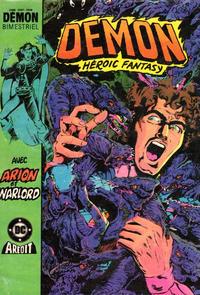 Cover Thumbnail for Démon (Arédit-Artima, 1985 series) #6