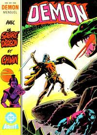 Cover Thumbnail for Démon (Arédit-Artima, 1985 series) #18