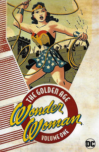 Cover Thumbnail for Wonder Woman: The Golden Age (DC, 2017 series) #1
