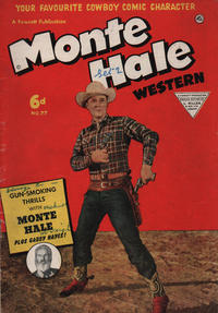 Cover Thumbnail for Monte Hale Western (L. Miller & Son, 1951 series) #77