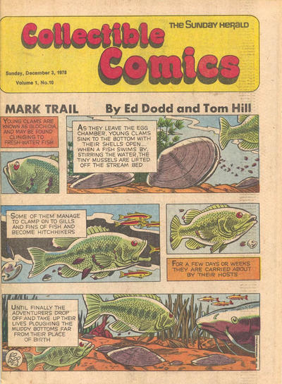 Cover for The Sunday Herald Collectible Comics (Chicago Daily Herald, 1978 series) #v1#10