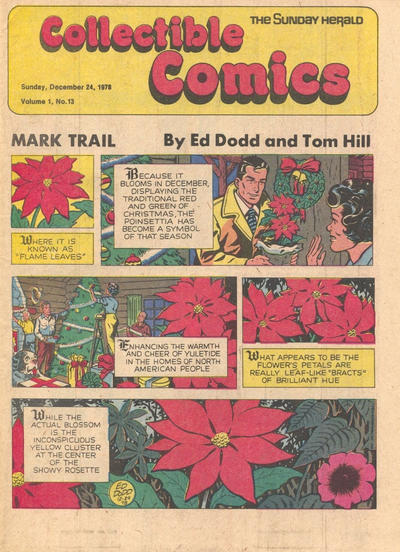Cover for The Sunday Herald Collectible Comics (Chicago Daily Herald, 1978 series) #v1#13